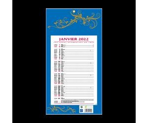 blocs mensuels sur support pap409b22 0