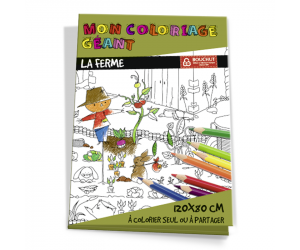 coloriages geants papcolorgferme 0