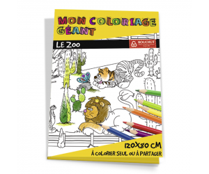 coloriages geants papcolorgzoo 0