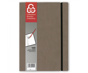notebooks papnote1724marron 0