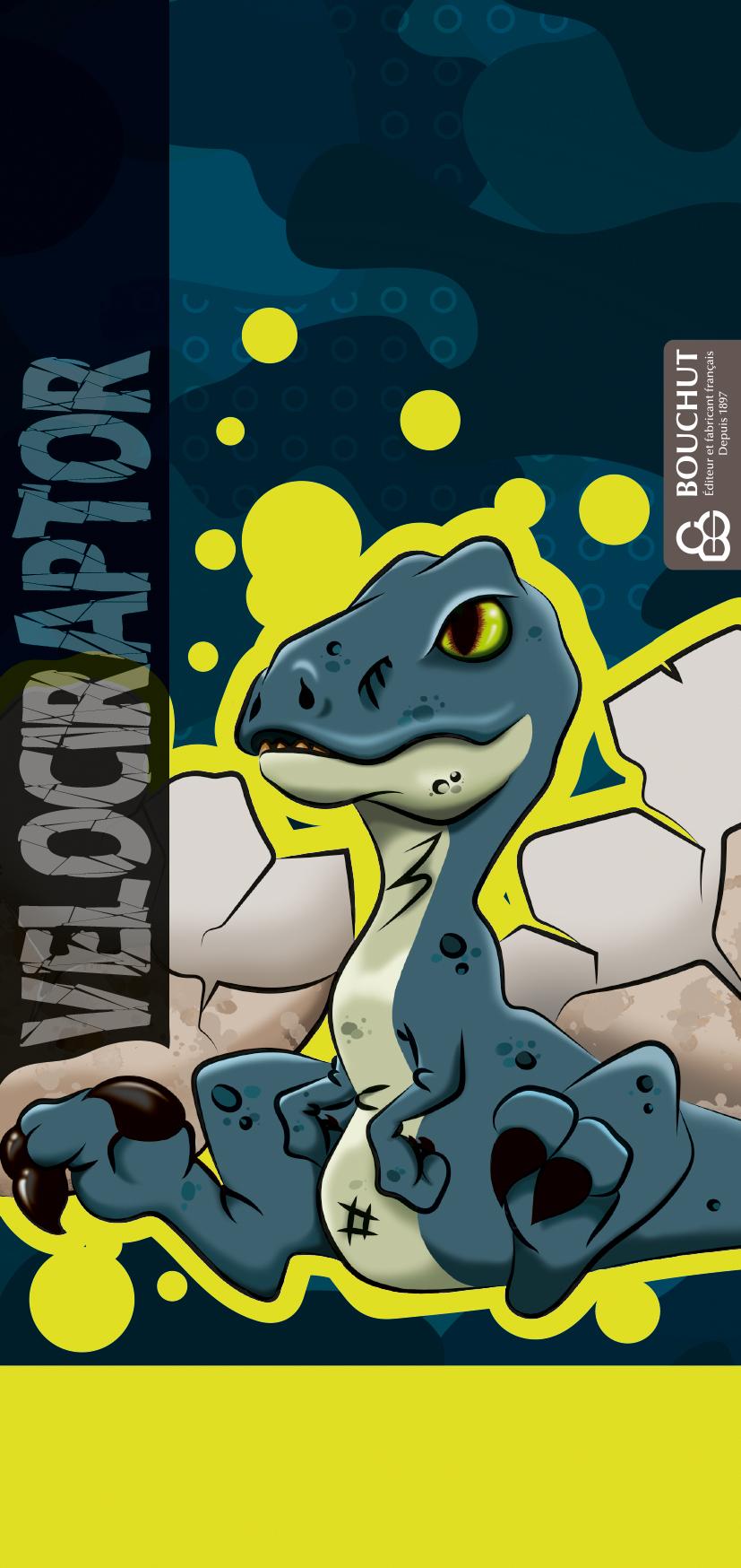Fond d'écran Dino Squad 1
