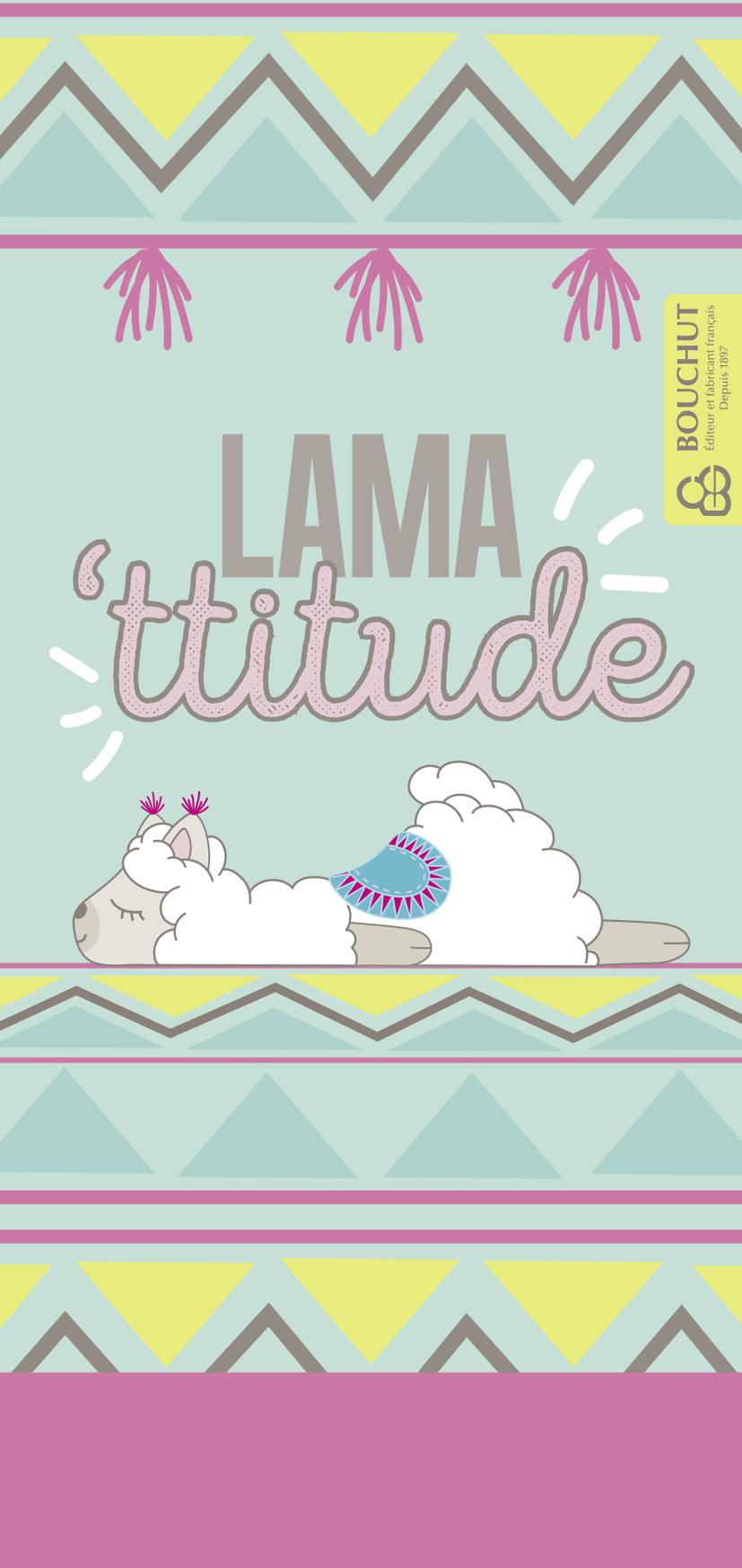 Fonds décran Lama