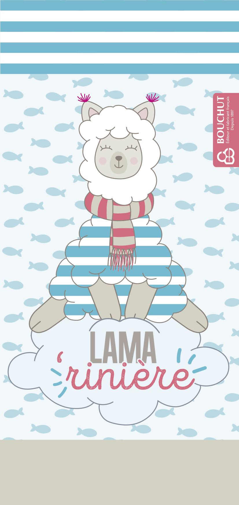 Fond d'écran Lama 2