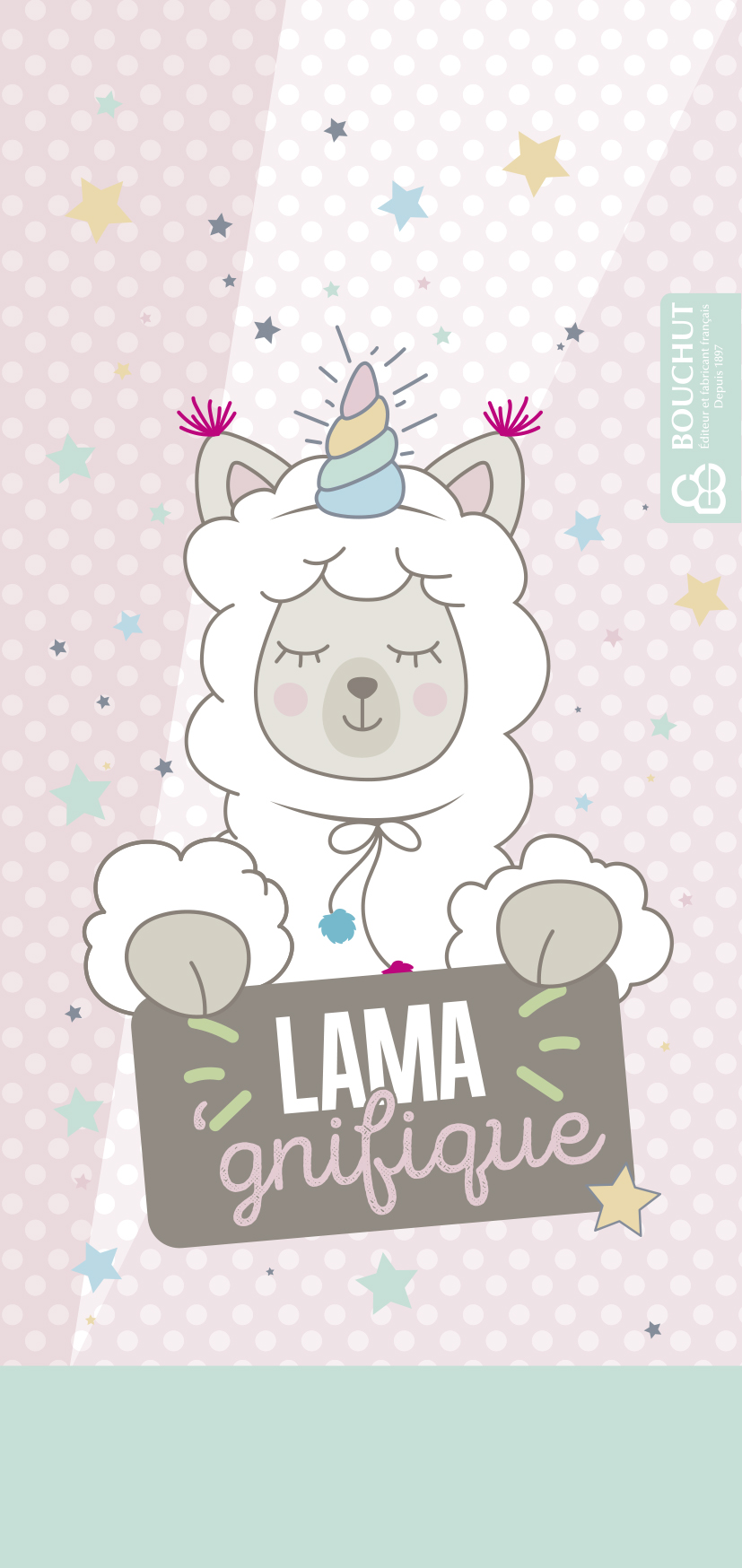Fond d'écran Lama