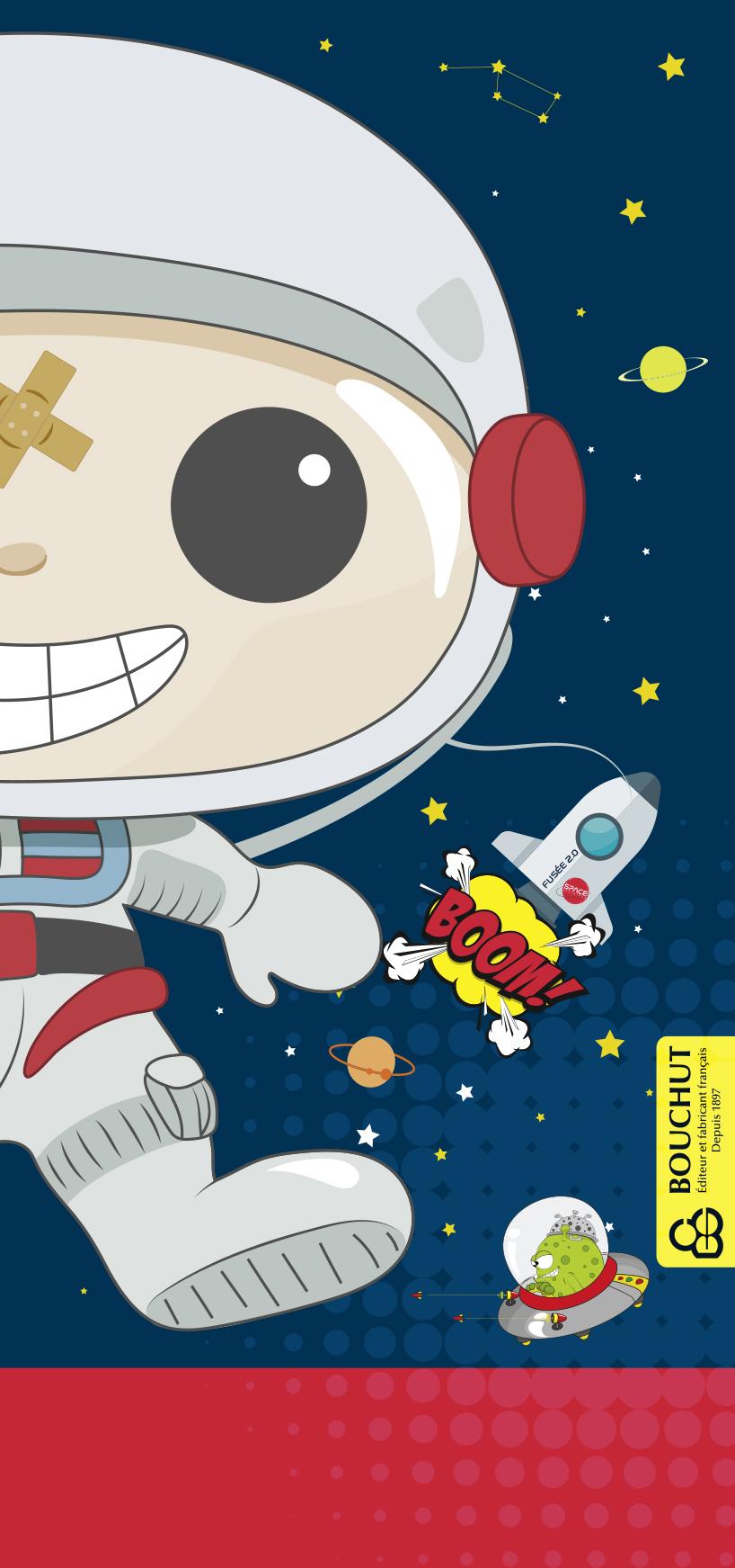 Fond d'écran Space Adventure 1