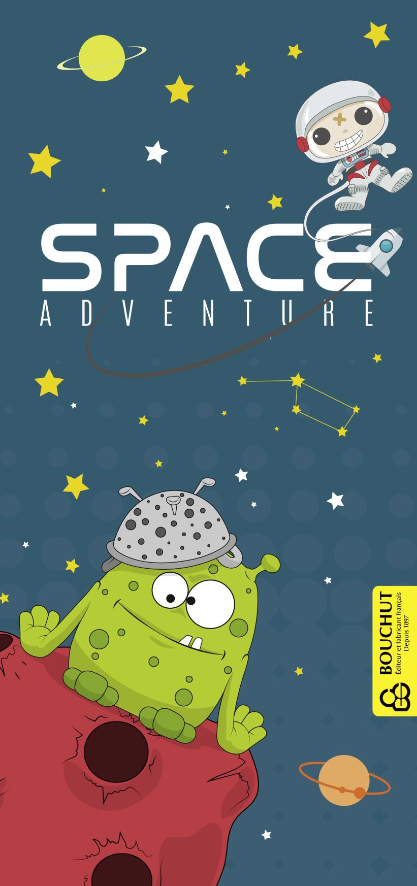 Fond d'écran Space Adventure