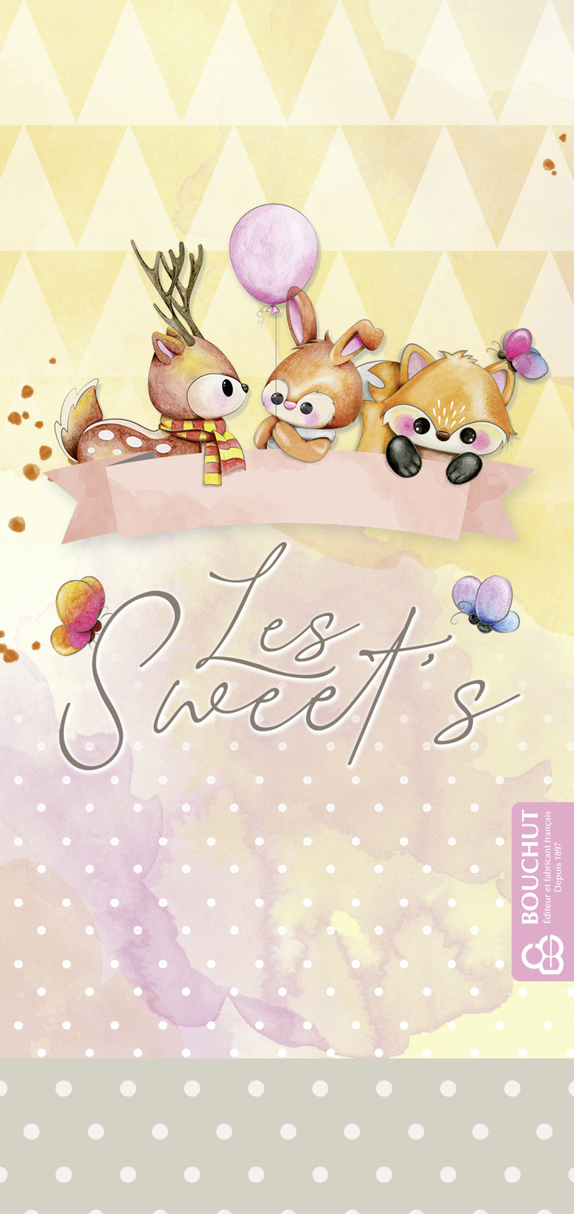 Fond d'écran smartphone Sweet's Animal