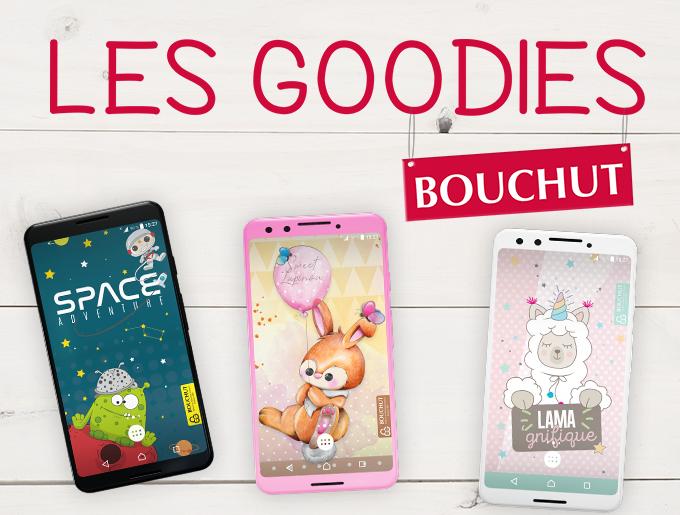 les Goodies Bouchut
