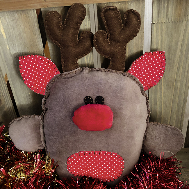 Rudolphe le renne
